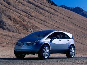 Ver foto 1 de Renault Koleos Concept 2002