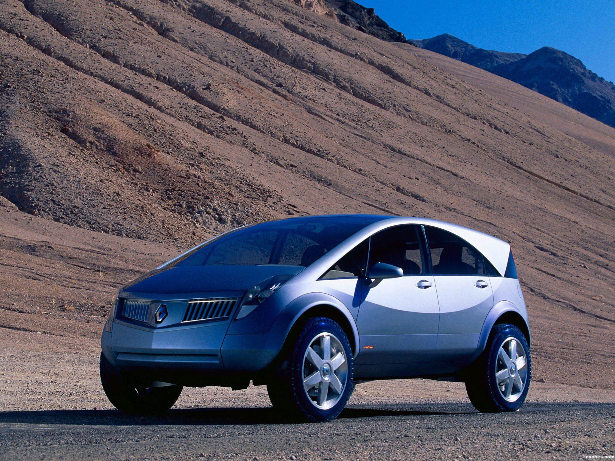 Foto 0 de Renault Koleos Concept 2002