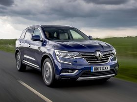 Fotos de Renault Koleos UK  2017