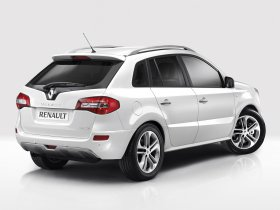 Ver foto 3 de Renault Koleos White Edition 2009