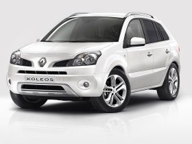 Fotos de Renault Koleos White Edition 2009