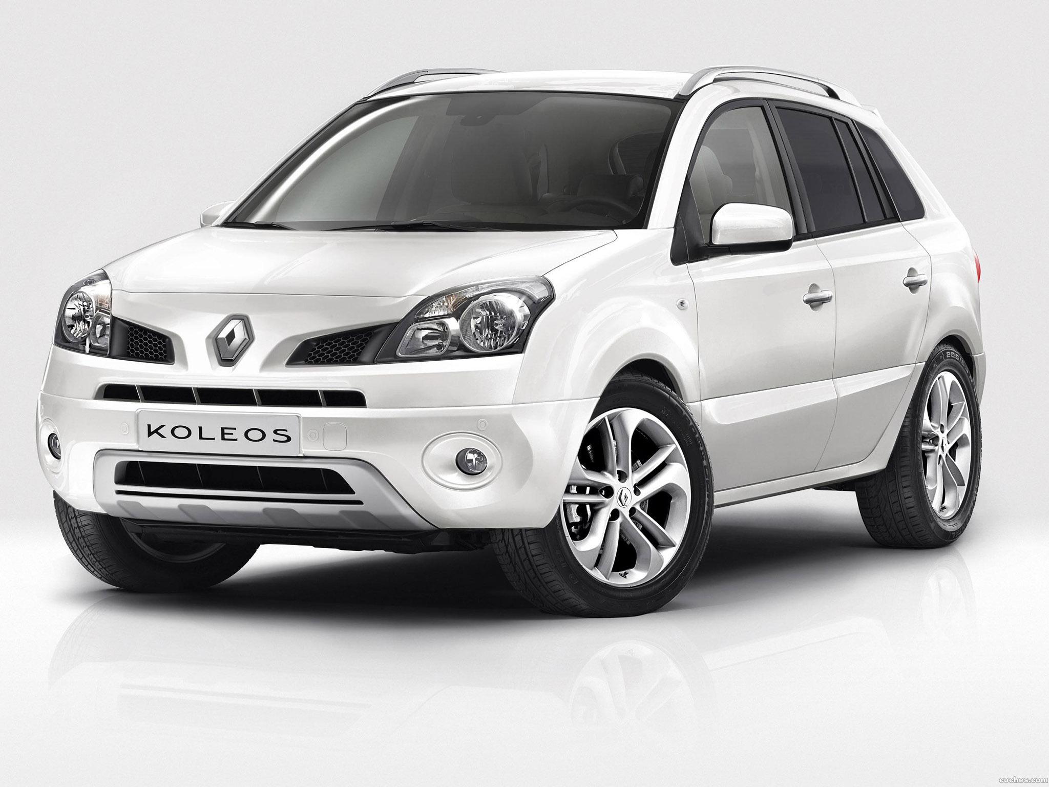 Foto 0 de Renault Koleos White Edition 2009