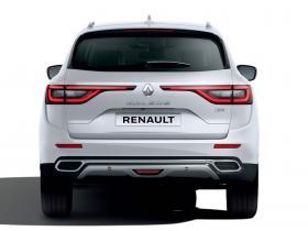 Ver foto 1 de Renault Koleos Initiale Paris 2019
