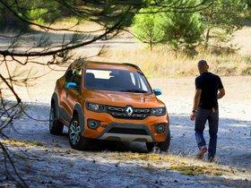 Ver foto 4 de Renault Kwid Climber Concept 2016