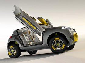 Ver foto 2 de Renault Kwid Concept 2014