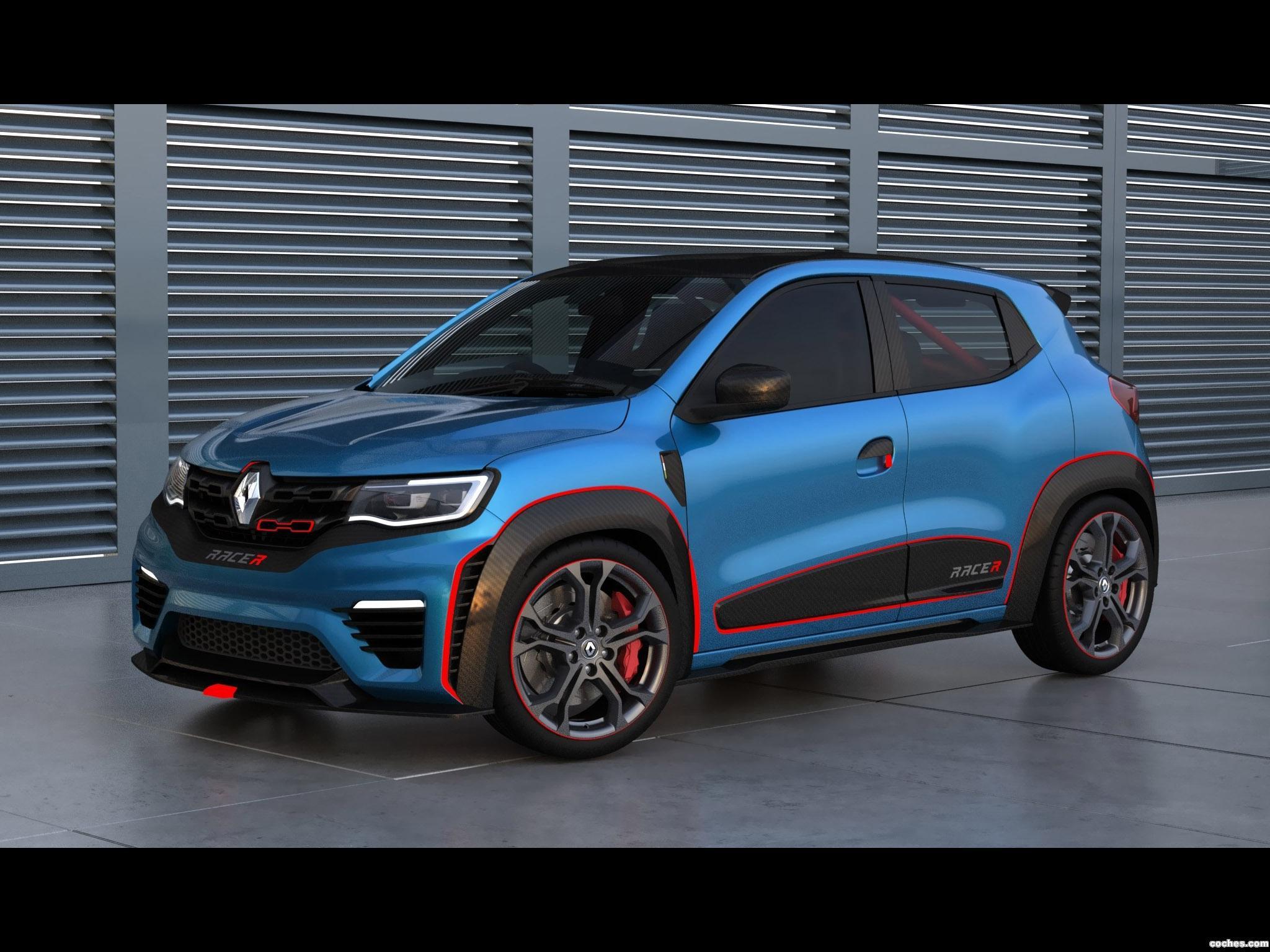 Foto 3 de Renault Kwid Racer Concept 2016