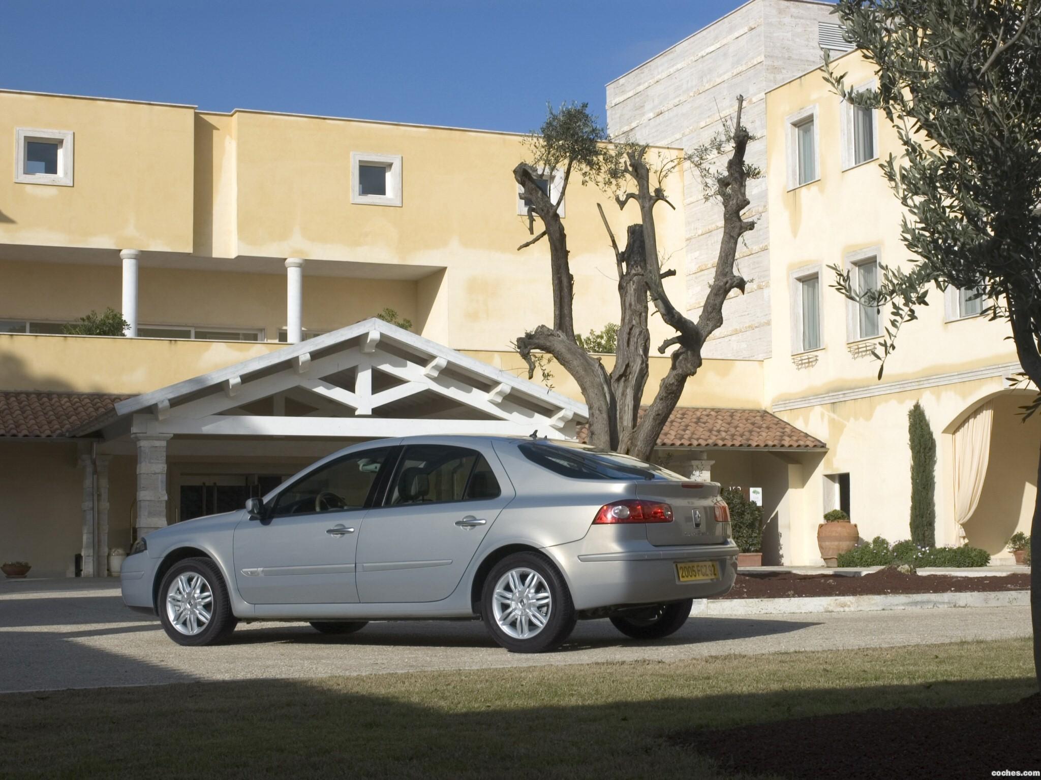 Foto 2 de Renault Laguna 2005
