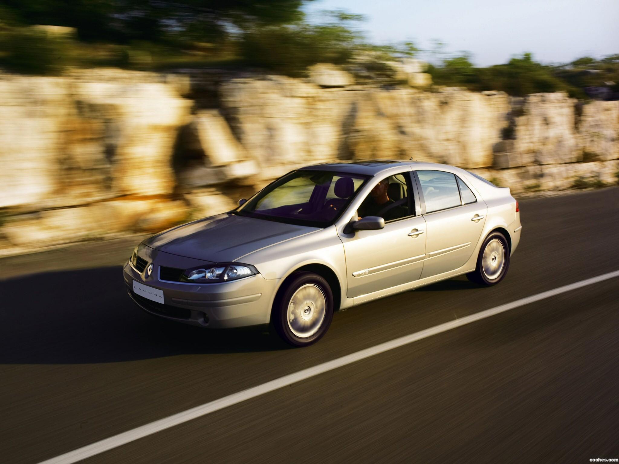 Foto 7 de Renault Laguna 2005
