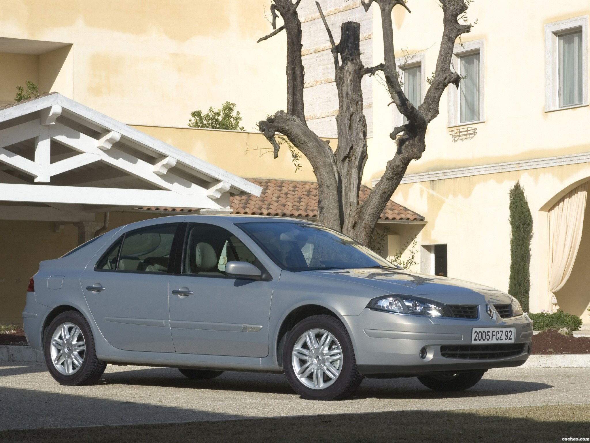 Foto 5 de Renault Laguna 2005
