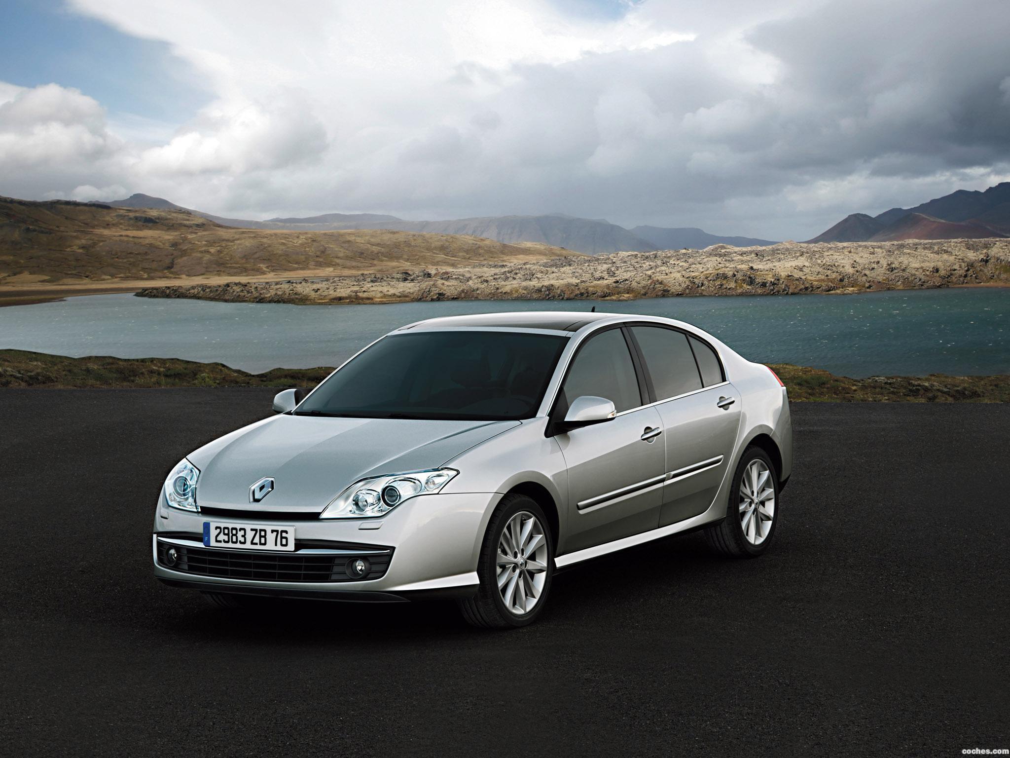 Foto 0 de Renault Laguna 2007