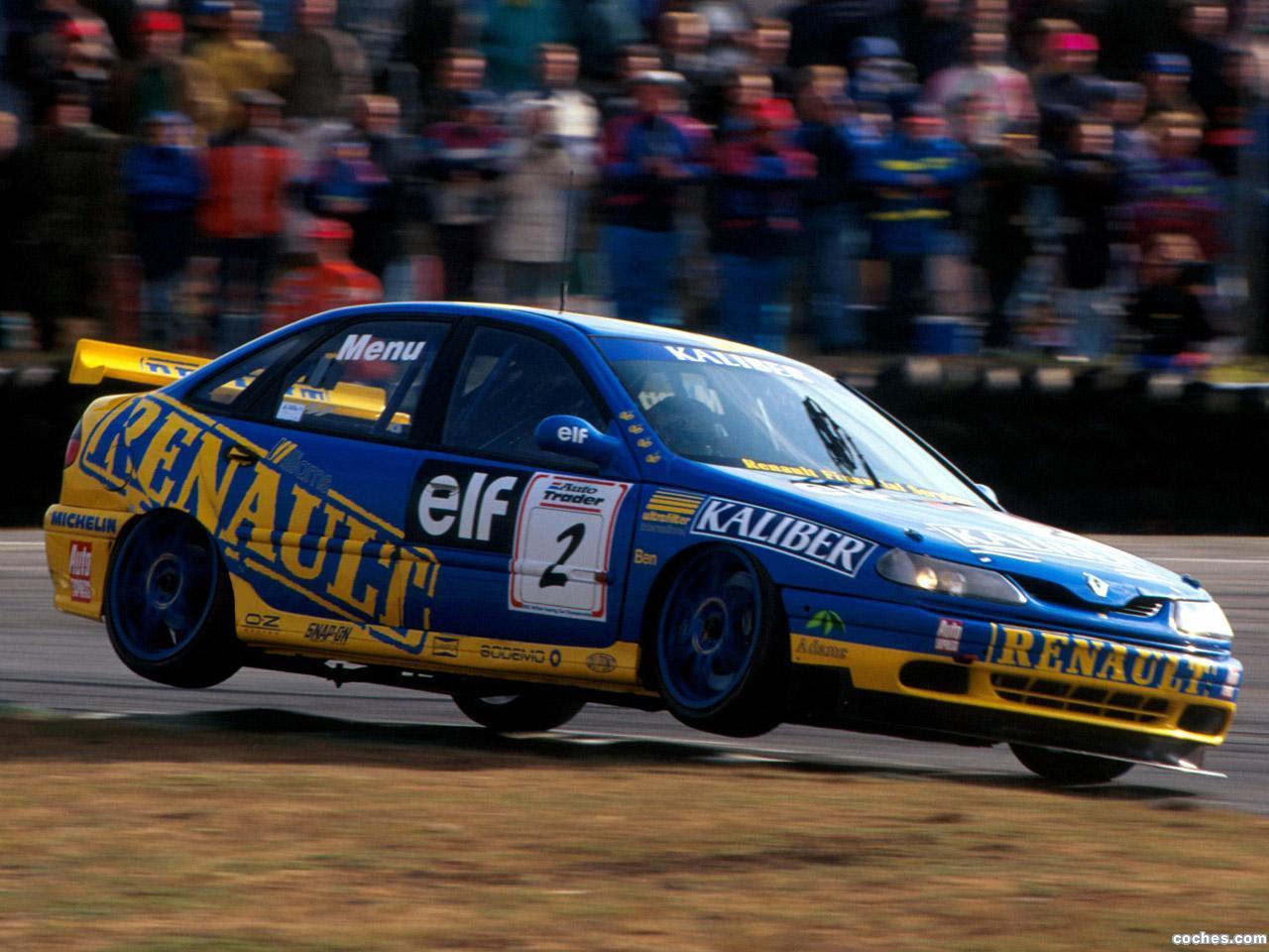 Foto 0 de Renault Laguna BTCC 1994