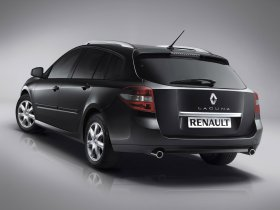 Ver foto 2 de Renault Laguna Black Edition 2009