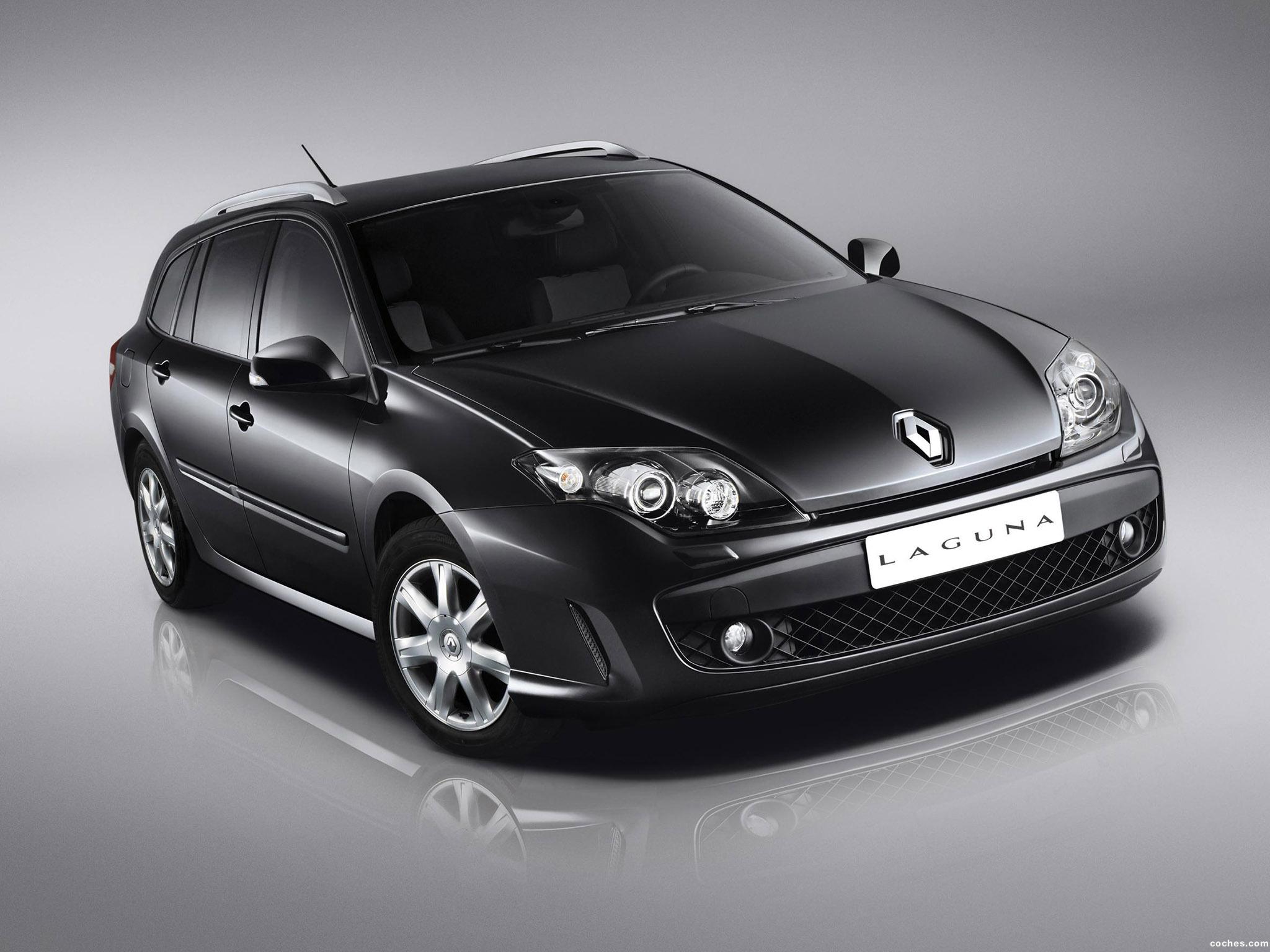 Foto 0 de Renault Laguna Black Edition 2009