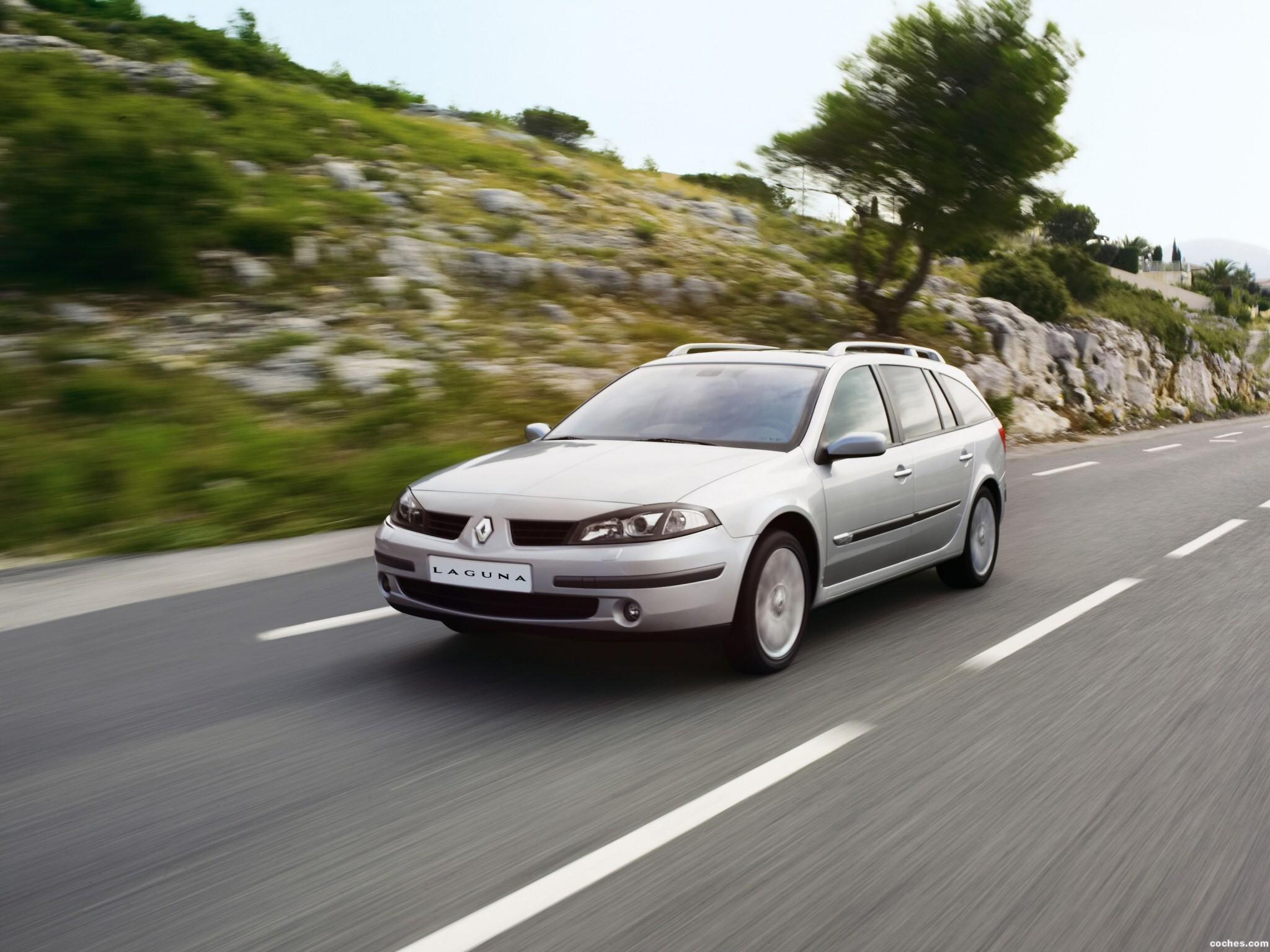 Foto 0 de Renault Laguna Combi 2005
