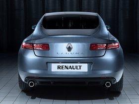 Ver foto 3 de Renault Laguna Coupe 2012