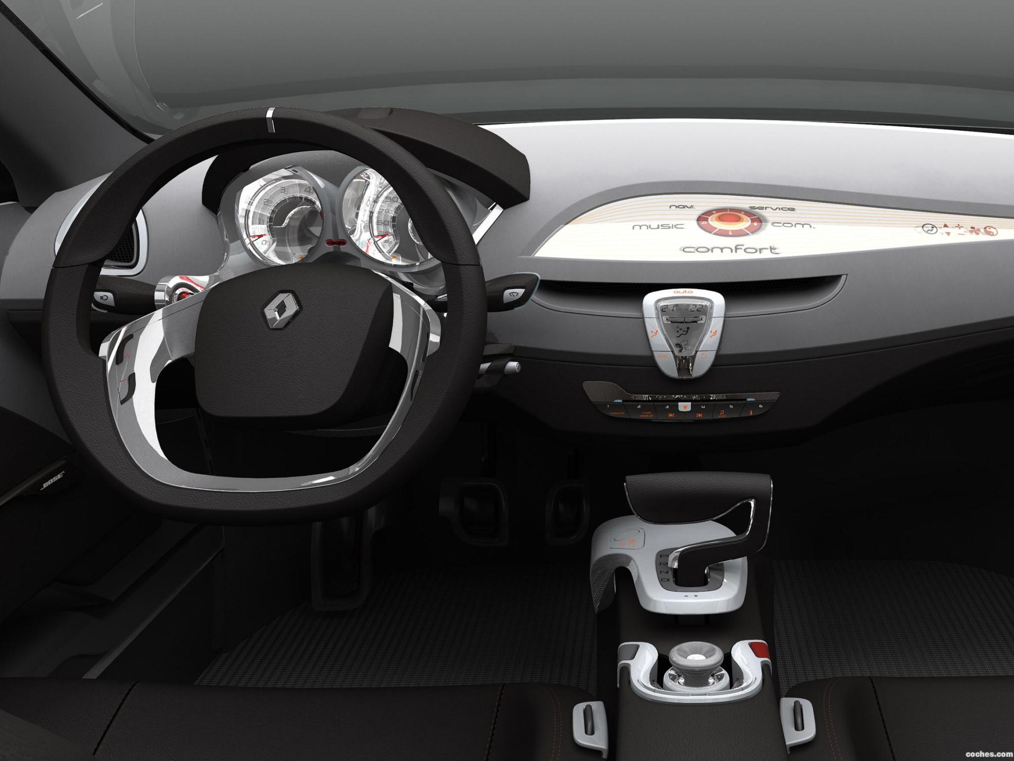 Foto 3 de Renault Laguna Coupe Concept 2007