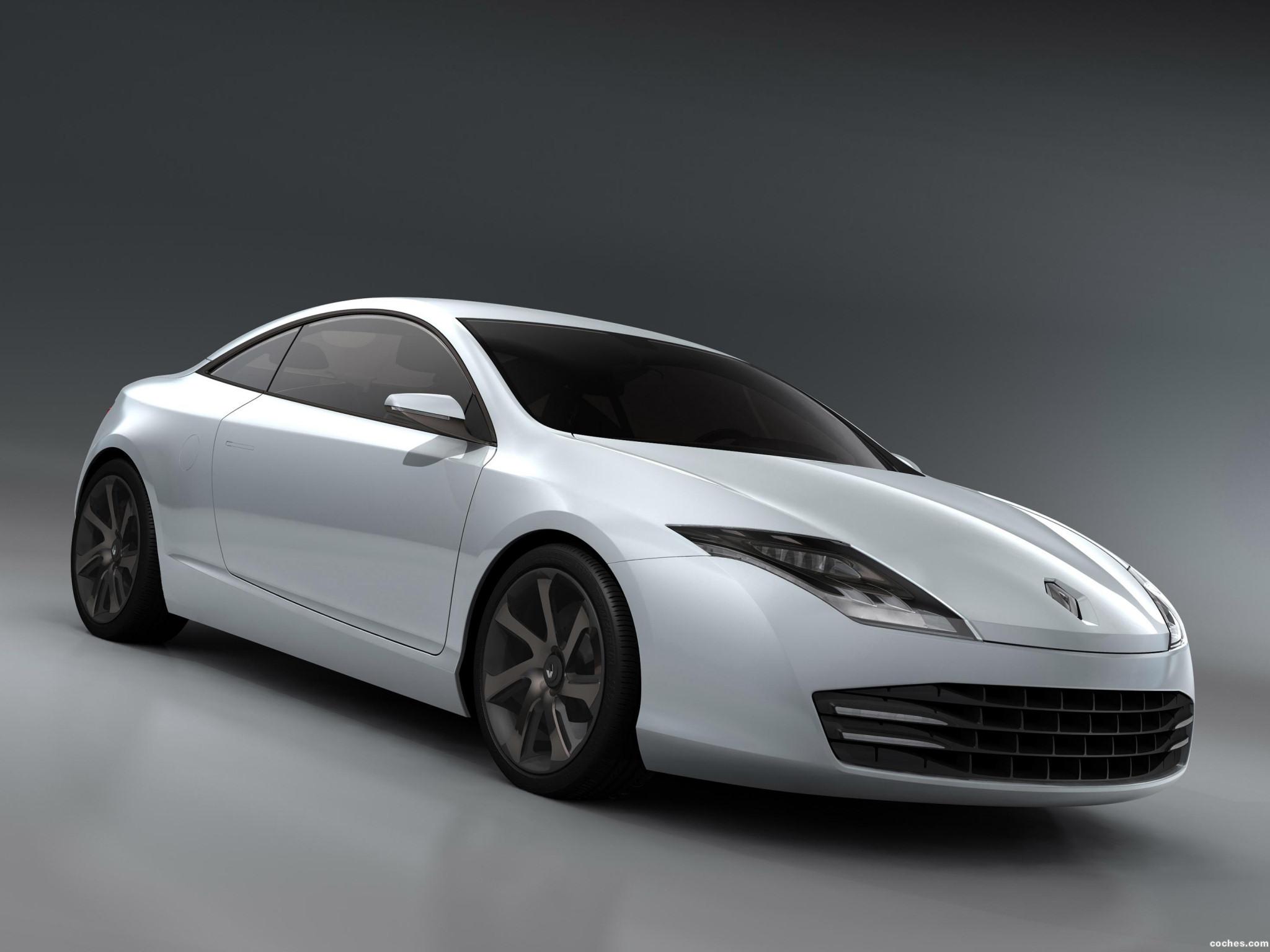 Foto 0 de Renault Laguna Coupe Concept 2007