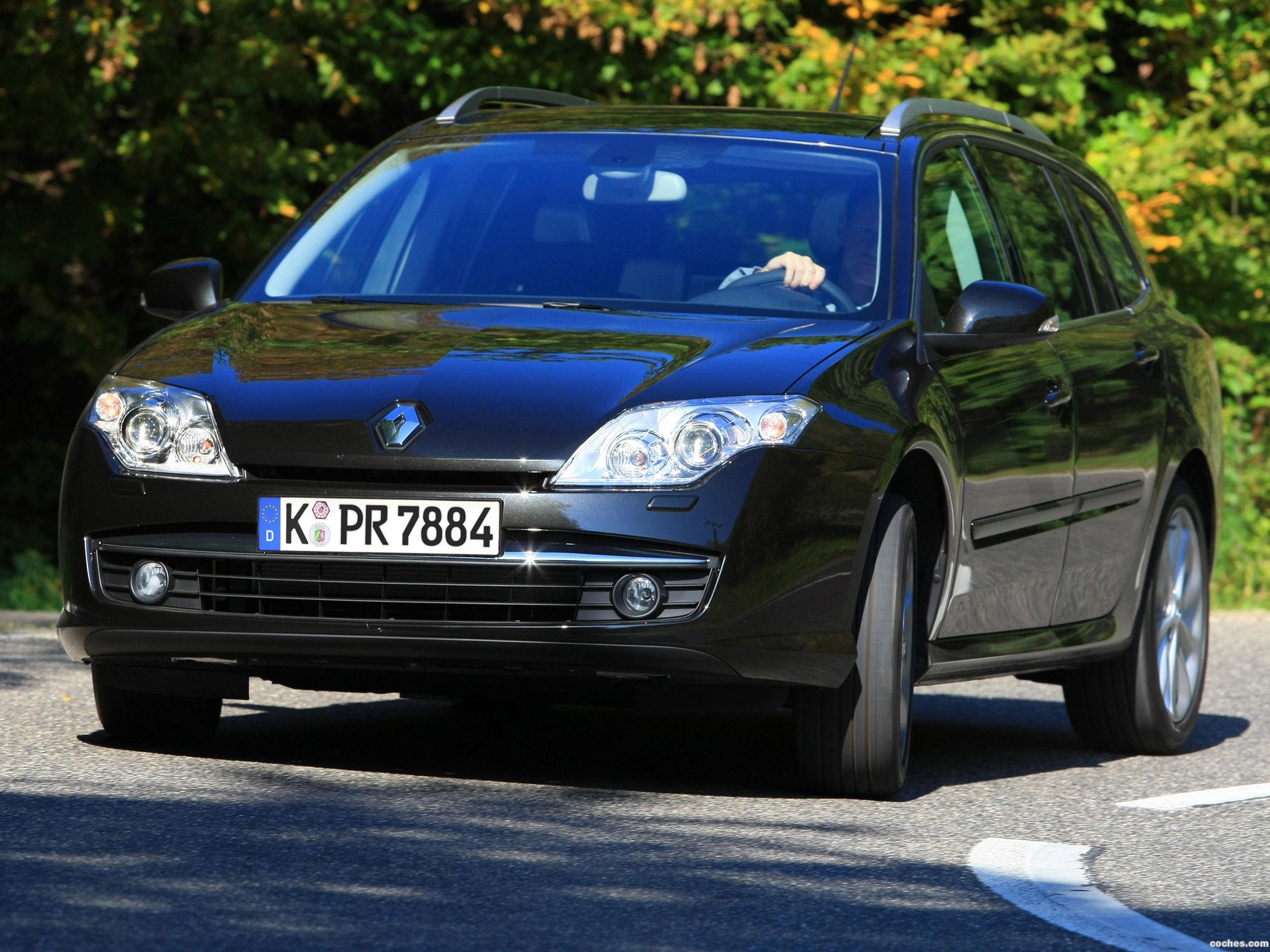 Foto 0 de Renault Laguna Estate 2007