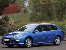Ver foto 2 de Renault Laguna Estate 2010