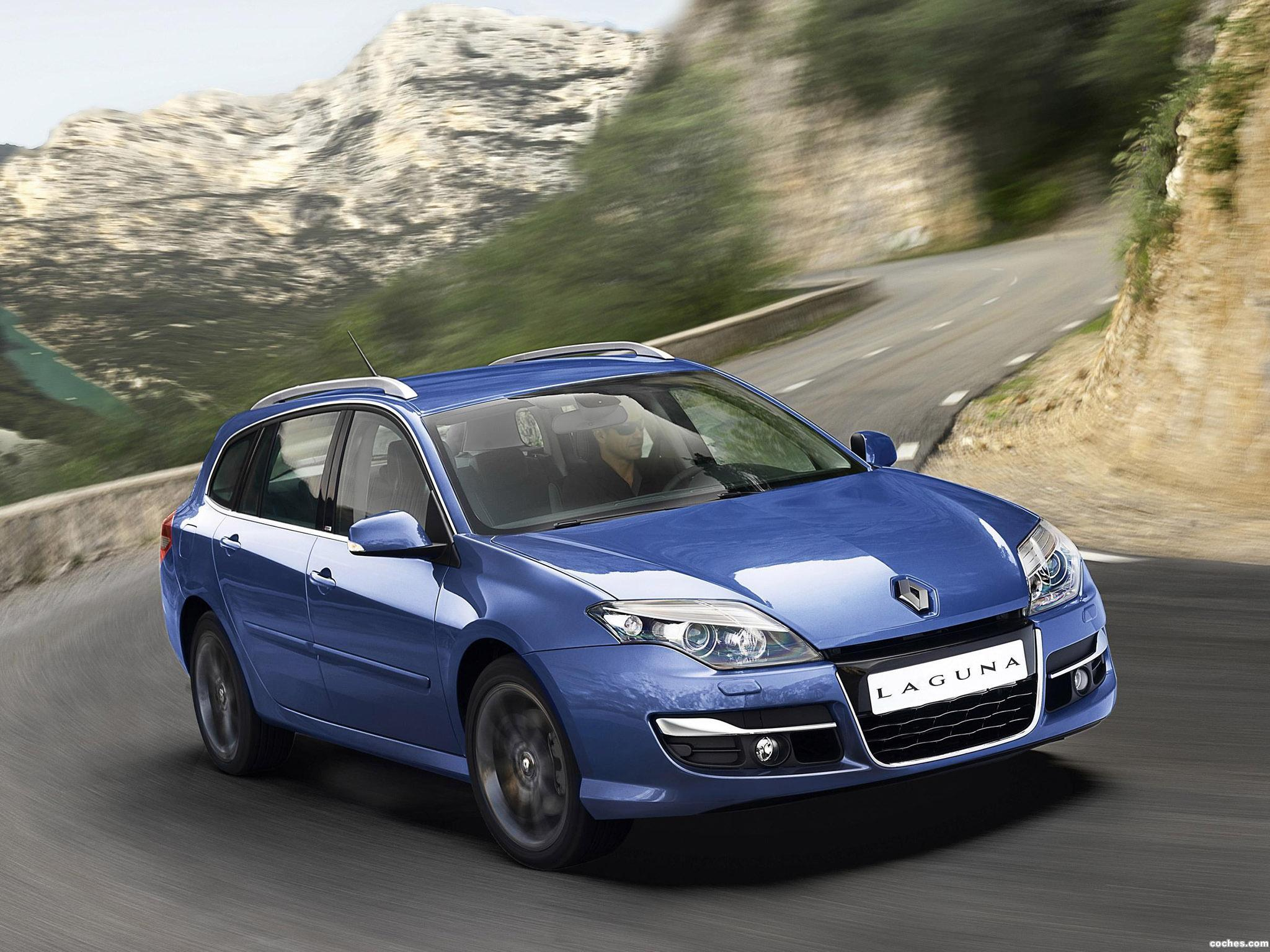 Foto 0 de Renault Laguna Estate 2010