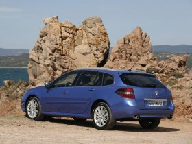 Ver foto 2 de Renault Laguna GT Estate 2008