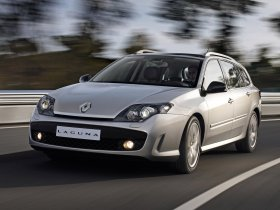 Ver foto 6 de Renault Laguna GT Estate 2008