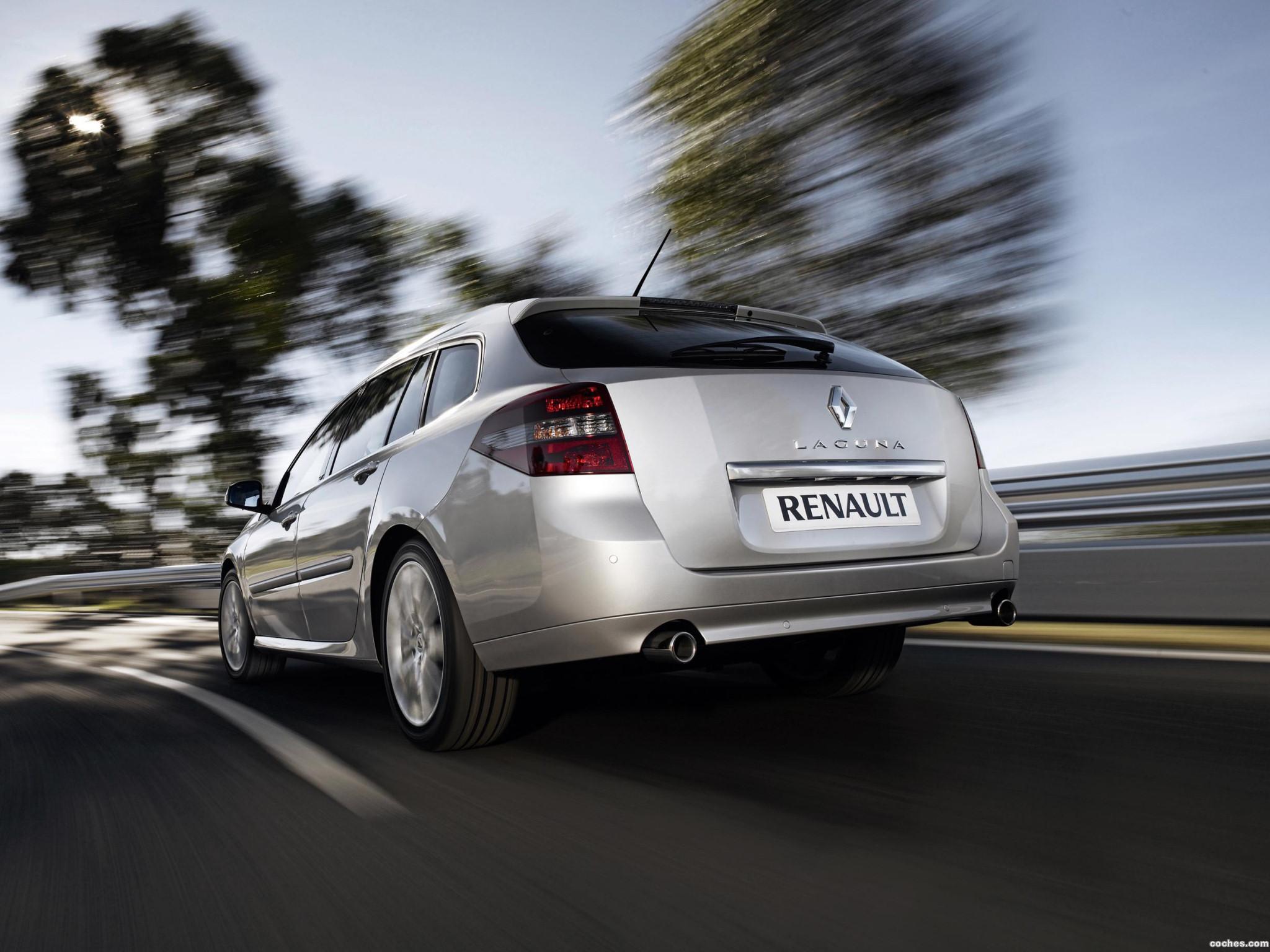 Foto 8 de Renault Laguna GT Estate 2008