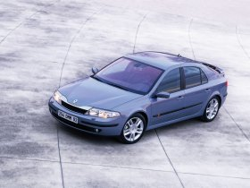 Ver foto 9 de Renault Laguna II 2001