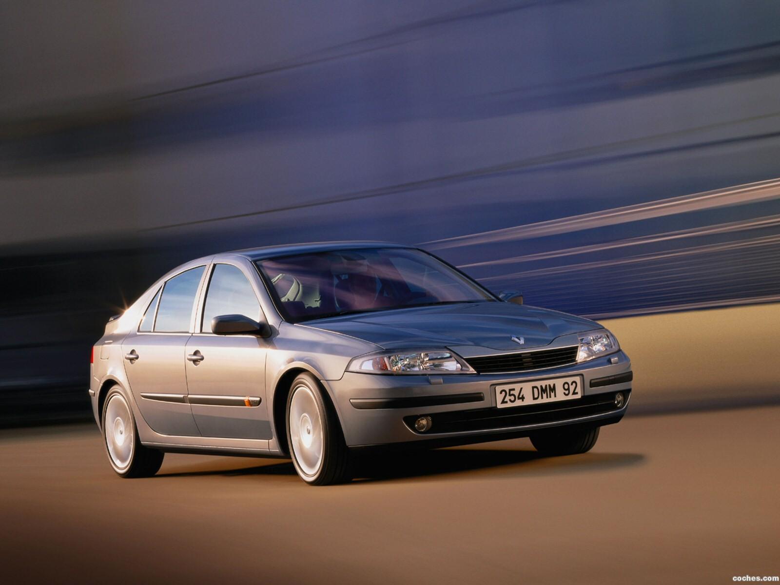 Foto 0 de Renault Laguna II 2001