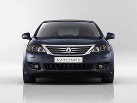 Ver foto 2 de Renault Latitude 2011