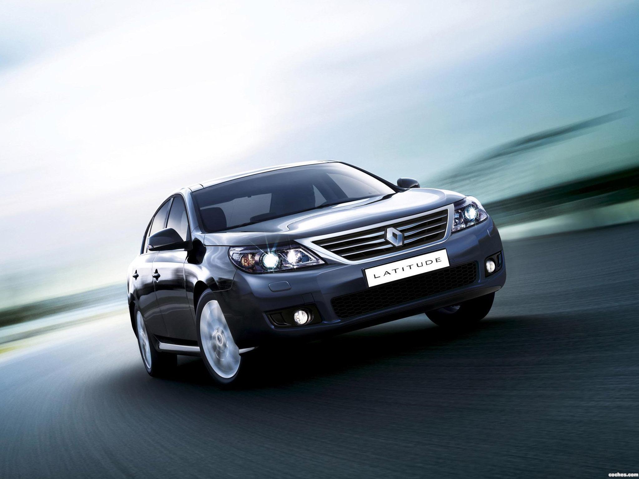 Foto 20 de Renault Latitude 2011