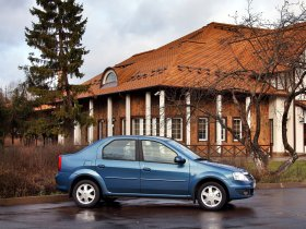 Ver foto 8 de Renault Logan 2009