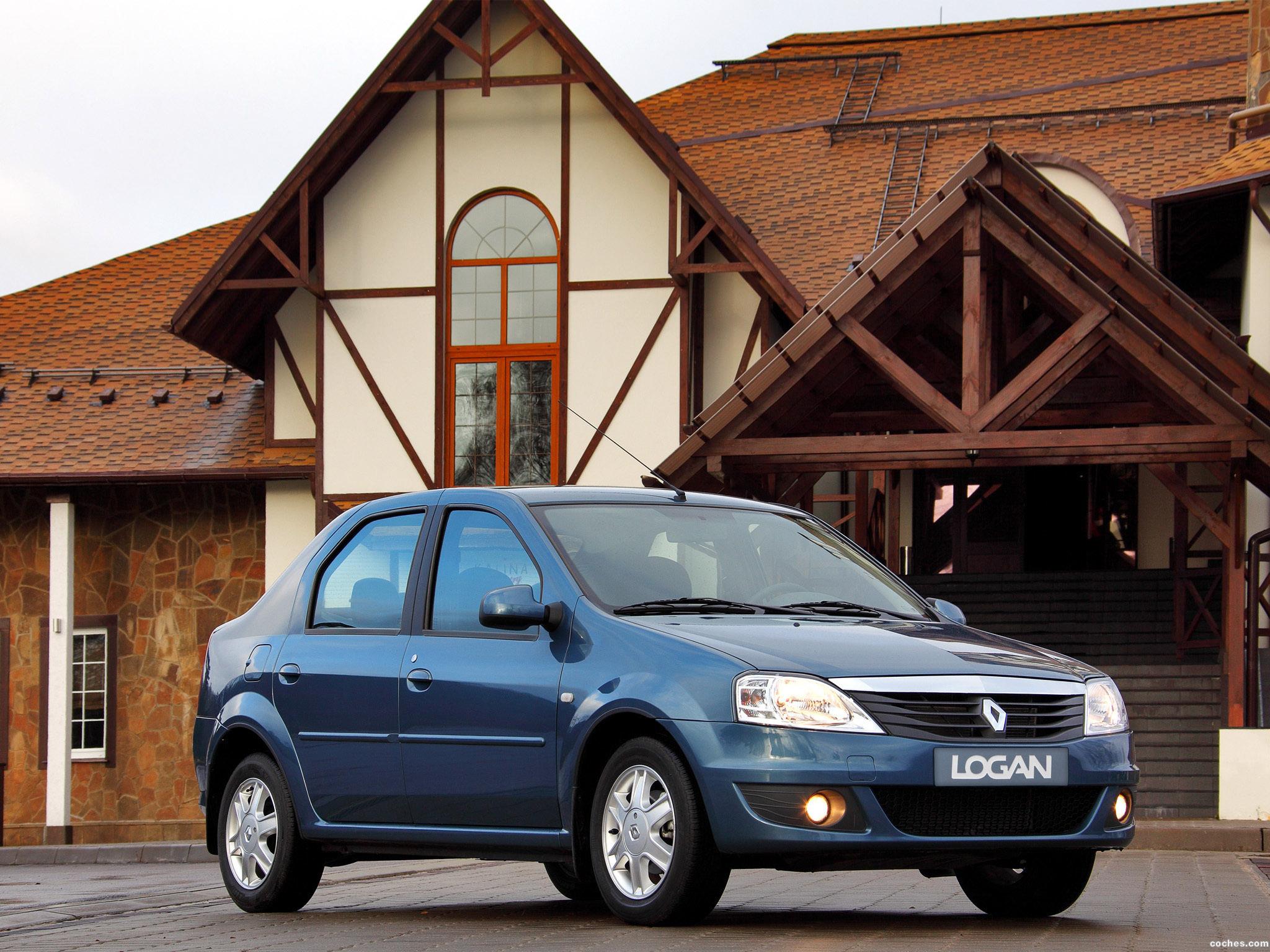 Foto 0 de Renault Logan 2009