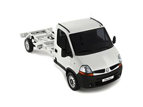 Ver foto 2 de Renault Master Chassis 2003