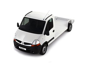 Ver foto 1 de Renault Master Chassis 2003