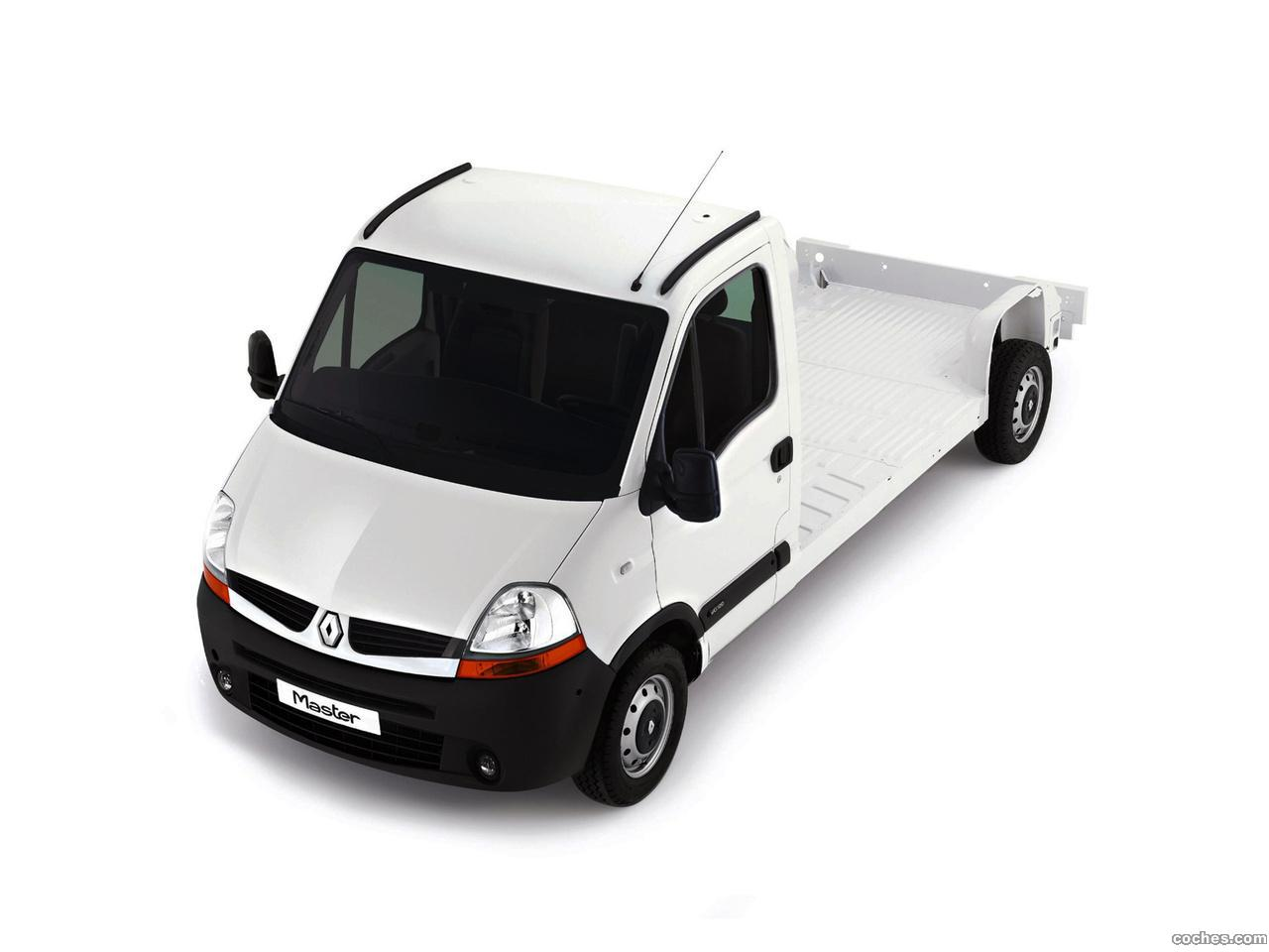 Foto 0 de Renault Master Chassis 2003