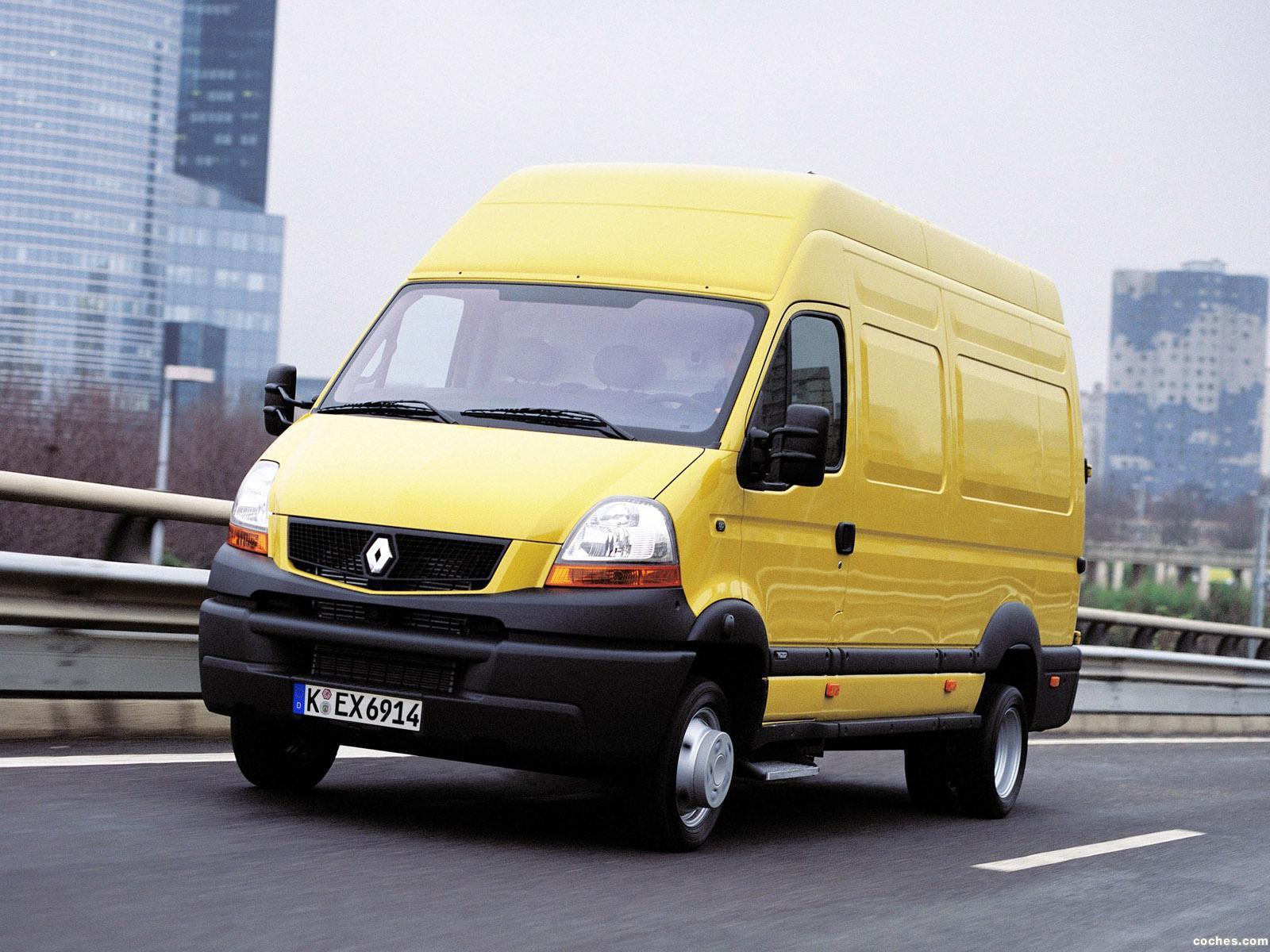 Foto 0 de Renault Master Maxi 2004
