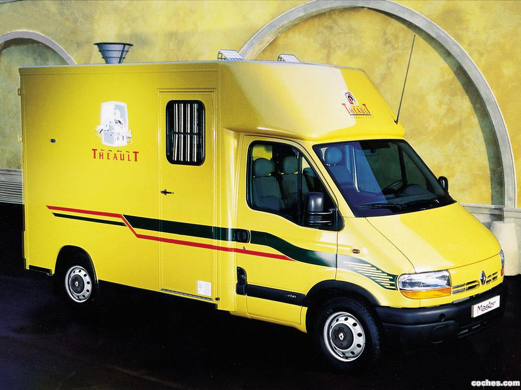 Foto 0 de Renault Master Pickup 1997