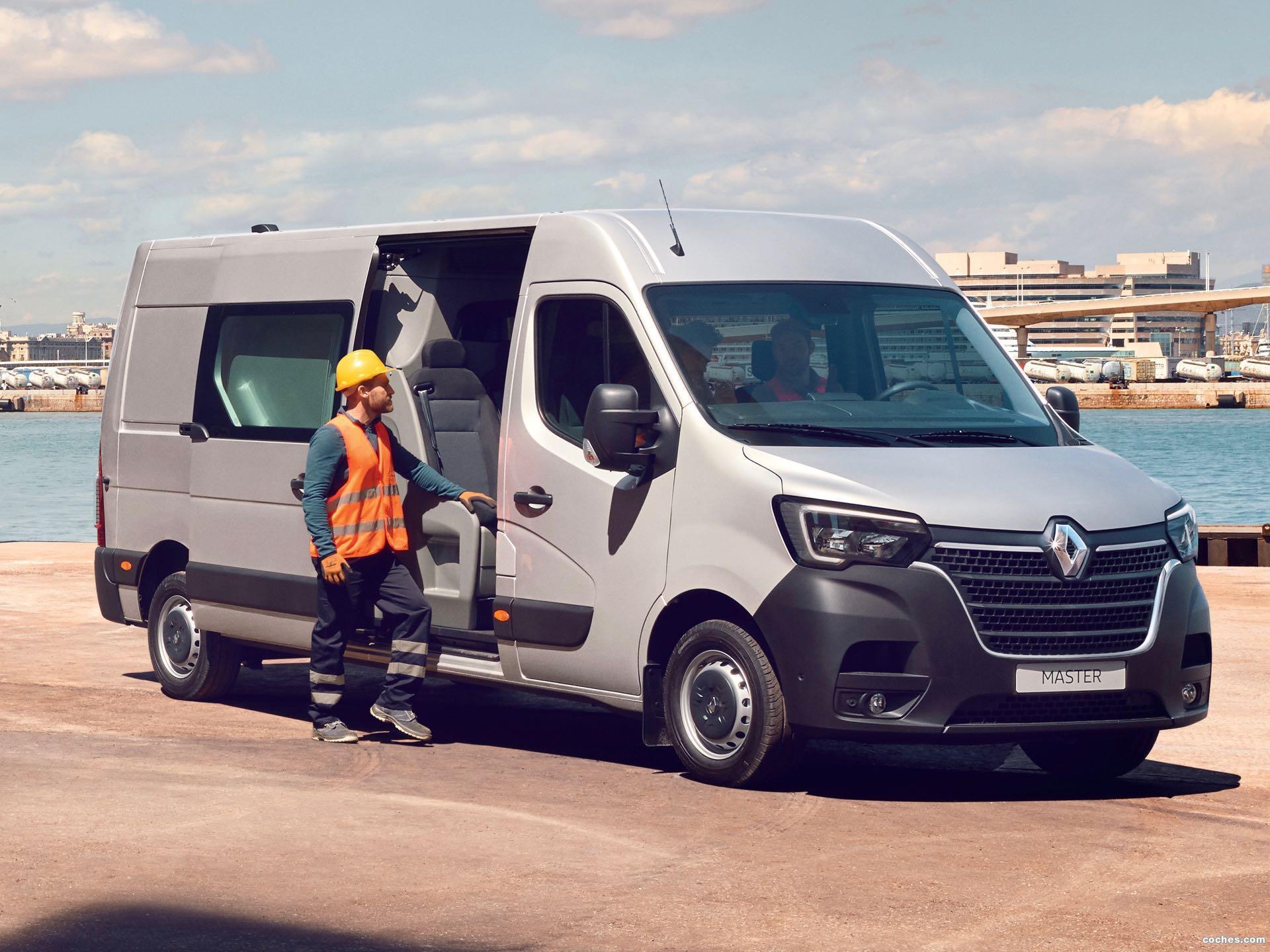 Foto 0 de Renault Master Combi 2019
