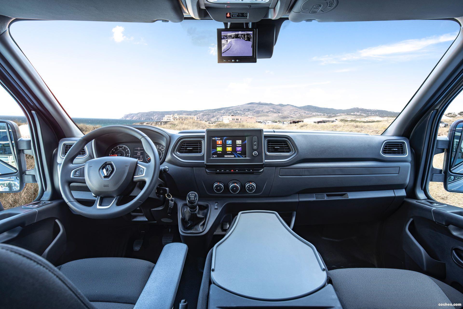 Foto 13 de Renault Master Furgón L2H2   2019