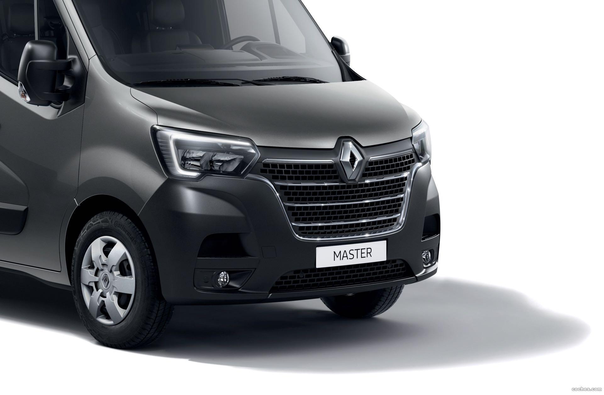 Foto 1 de Renault Master Furgón L2H2   2019