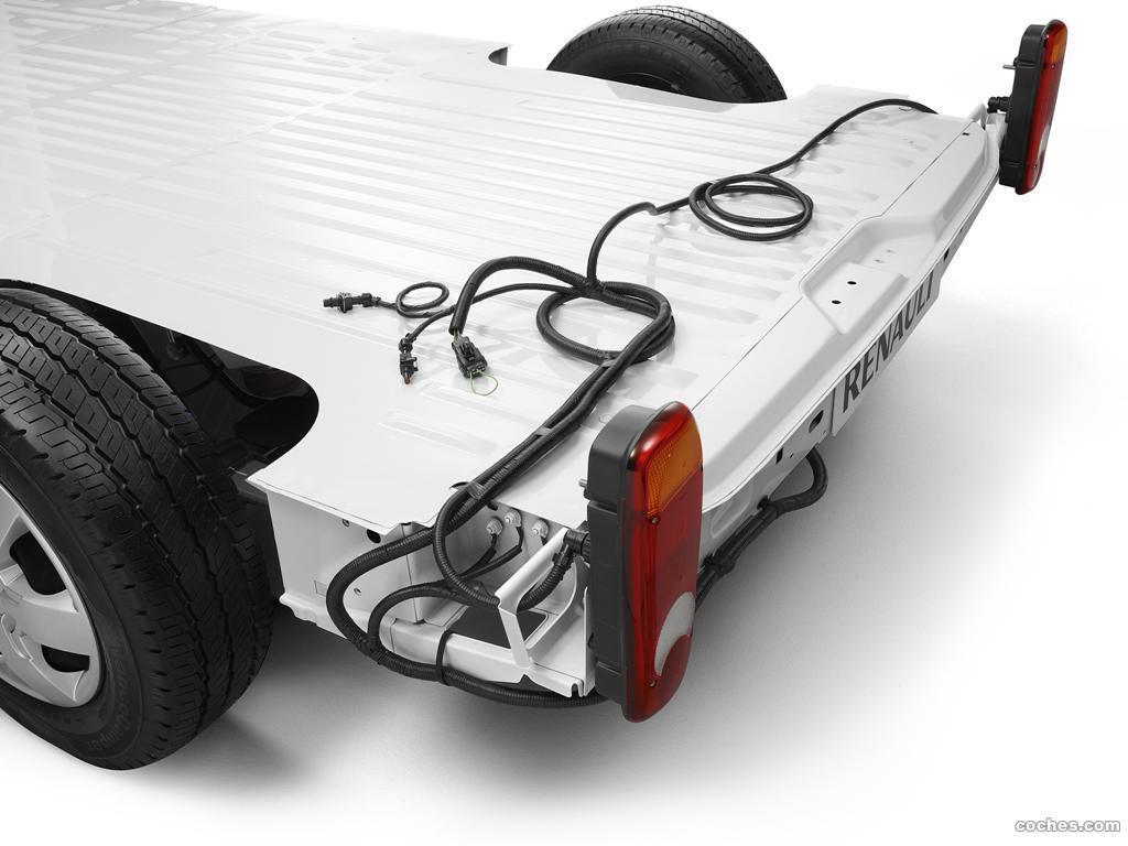 Foto 1 de Renault Master Chasis Cabina 2012