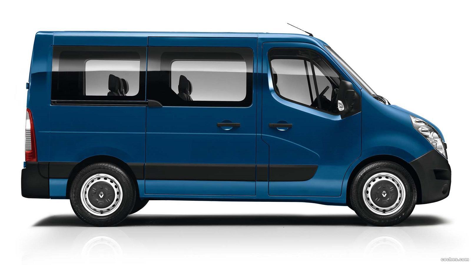 Foto 3 de Renault Master Combi 2012
