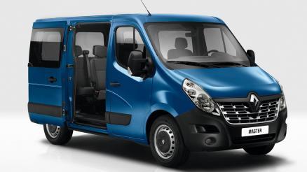 precios renault master combi ofertas de renault master combi nuevos coches nuevos. Black Bedroom Furniture Sets. Home Design Ideas