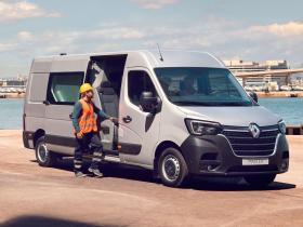 Ver foto 1 de Renault Master Combi 2019