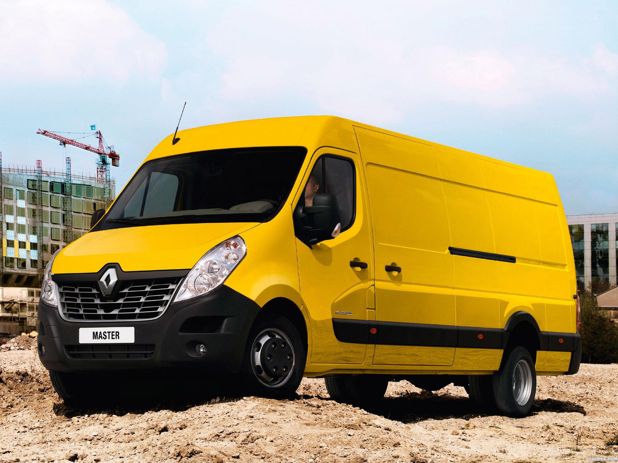 Foto 5 de Renault Master 2014