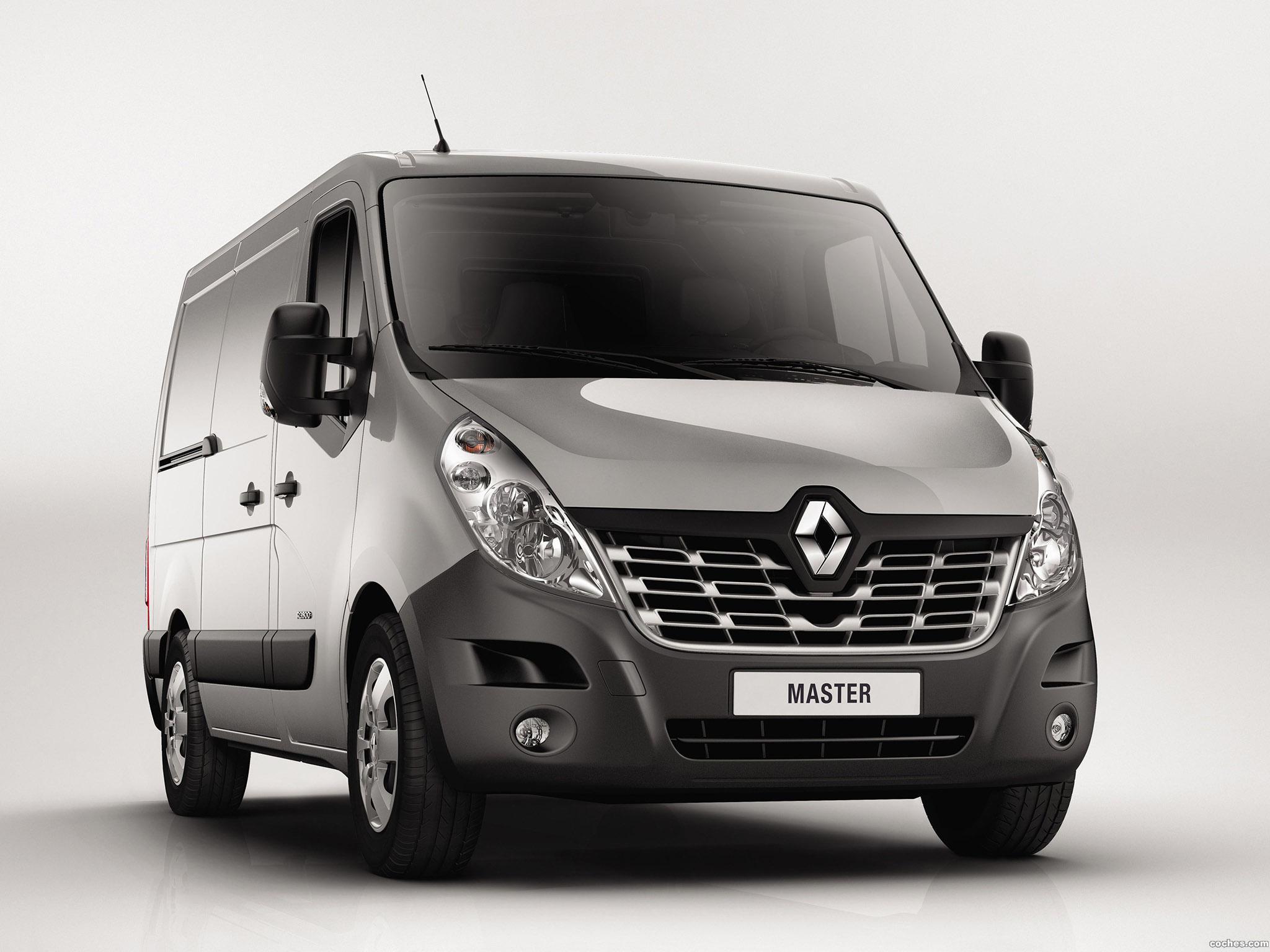 Foto 0 de Renault Master 2014