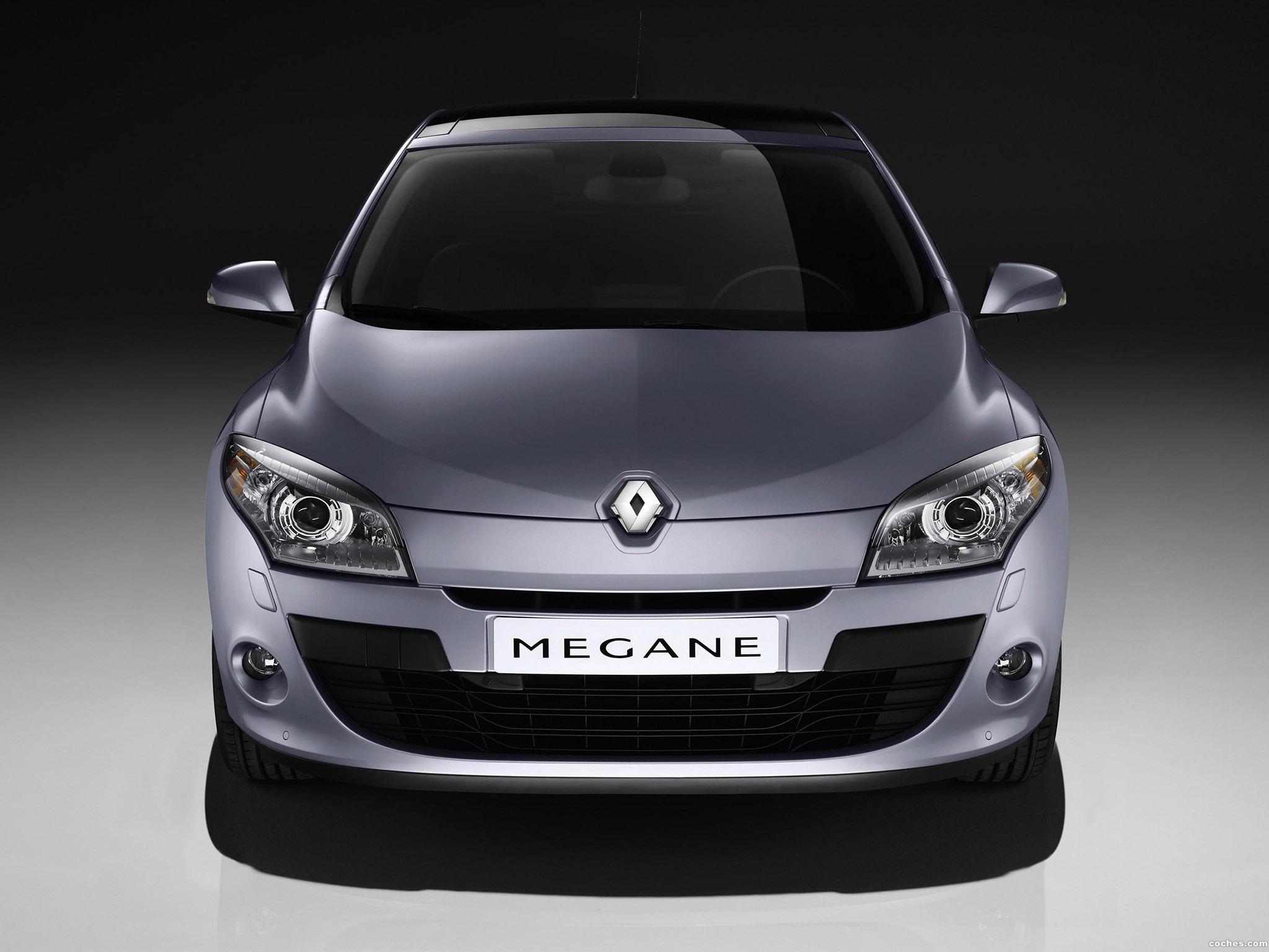 Foto 26 de Renault Megane 2008