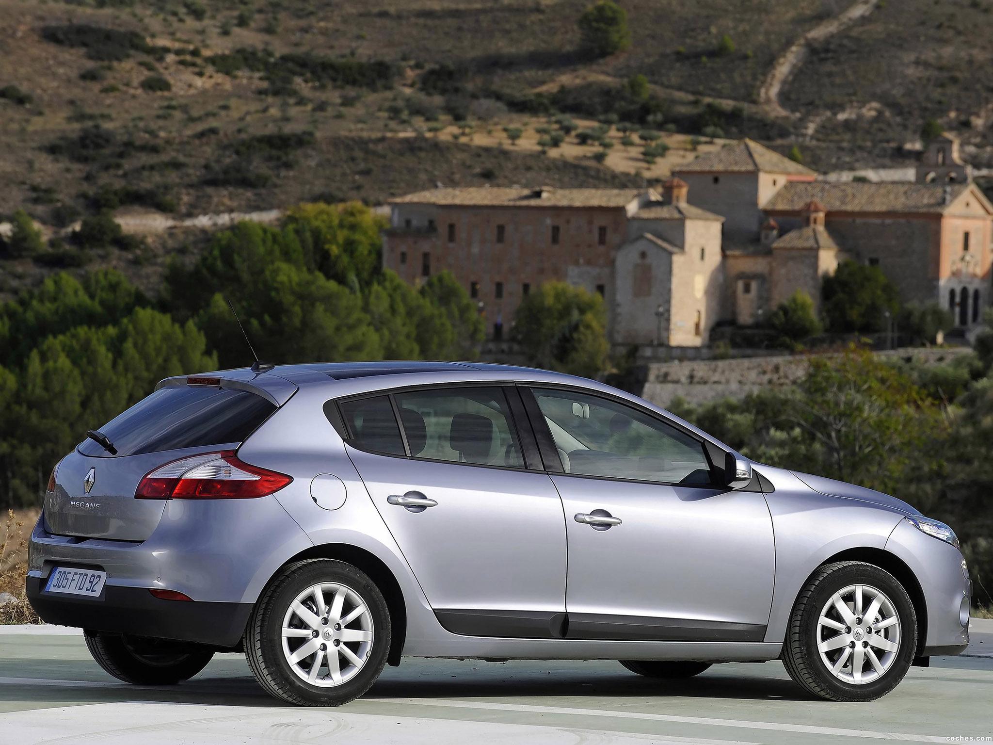 Foto 12 de Renault Megane 2008
