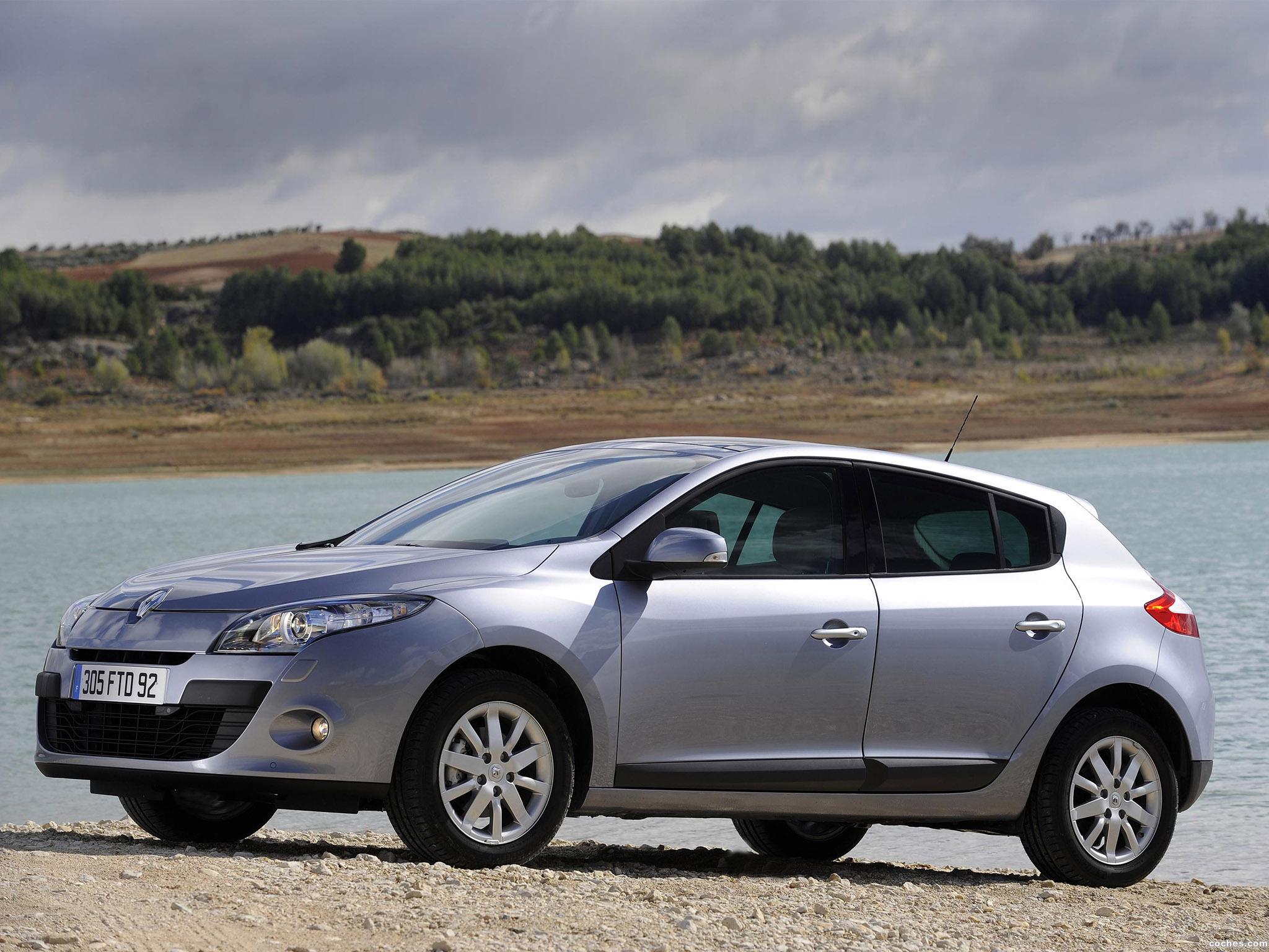 Foto 1 de Renault Megane 2008